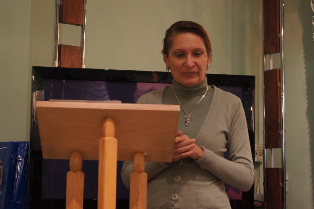 Оксана Леонидовна Кабачек – РГДБ, город Москва