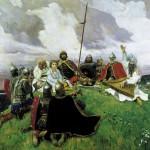 В.М. Васнецов. Баян. 1910 г.