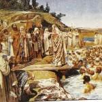 К.В. Лебедев. Крещение киевлян.