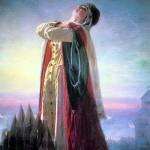Плач Ярославны. 1881 г.