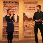Дмитрий Полтавец и Анастасия Сукач