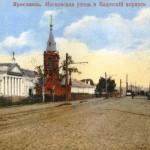 Кадетский корпус на Московской улице. Почтовая открытка. Начало XX в.