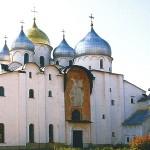 Собор Св. Софии в Великом Новгороде