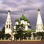 Церковь Ильи Пророка. XVII в.