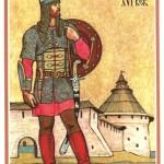 Юшман. XVI в.