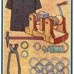 Кольчуга (схема изготовления)