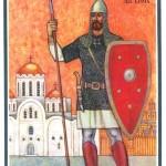 Ратник. XII век