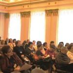 1-й день работы конференции, в Большом зале мэрии города Ярославля
