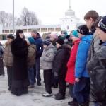 Экскурсия в Свято-Введенском Толгском монастыре