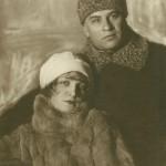 Супруги Лангбард. 1930-е гг.