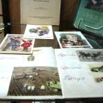 Наши первые экспонаты