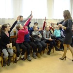 Дни Ярослава Мудрого в детской библиотеке № 12