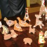 Перекопская глиняная игрушка