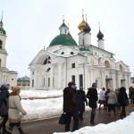 в Спасо-Яковлевском монастыре