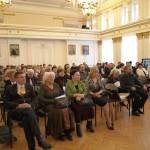 В 1-м ряду в центре - Балуева Надежда Николаевна, член Общественной палаты Ярославской области