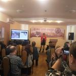 """Ваганова Ирина Вениаминовна, главный редактор газеты """"Городские новости"""""""