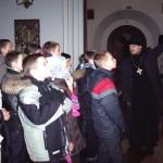В Успенском кафедральном соборе