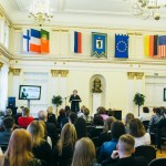 Начало работы конференции в мэрии г. Ярославля
