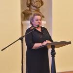 Открывает конференцию Т. А. Труфанова, директор МУК ЦСДБ г. Ярославля