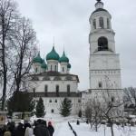 На экскурсии в Свято-Введенском Толгском монастыре
