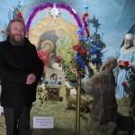 В Свято-Введенском Толгском монастыре. Я. В. Леонтьев, МГУ