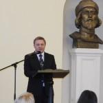 Муравьев Александр Владимирович, заместитель начальника управления культуры мэрии г. Ярославля
