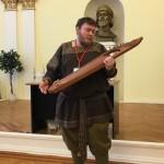 Вакуров Антон Александрович, Новгородский музей-заповедник