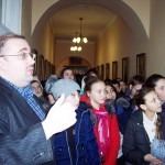 В Ярославской духовной семинарии