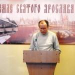 Климаков Юрий Викторович, Московский государственный институт культуры