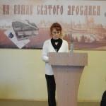 Галунова Светлана Николаевна, Череповецкий государственный университет