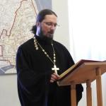 Иерей Алексий Карпов, руководитель Миссионерского отдела Ярославской епархии